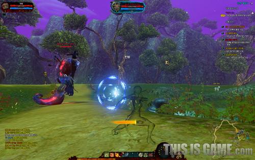Những hình ảnh cận cảnh về MMORPG ASTA 19