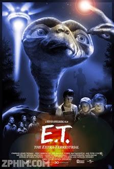 Cậu Bé Ngoài Hành Tinh - E.T. the Extra-Terrestrial (1982) Poster