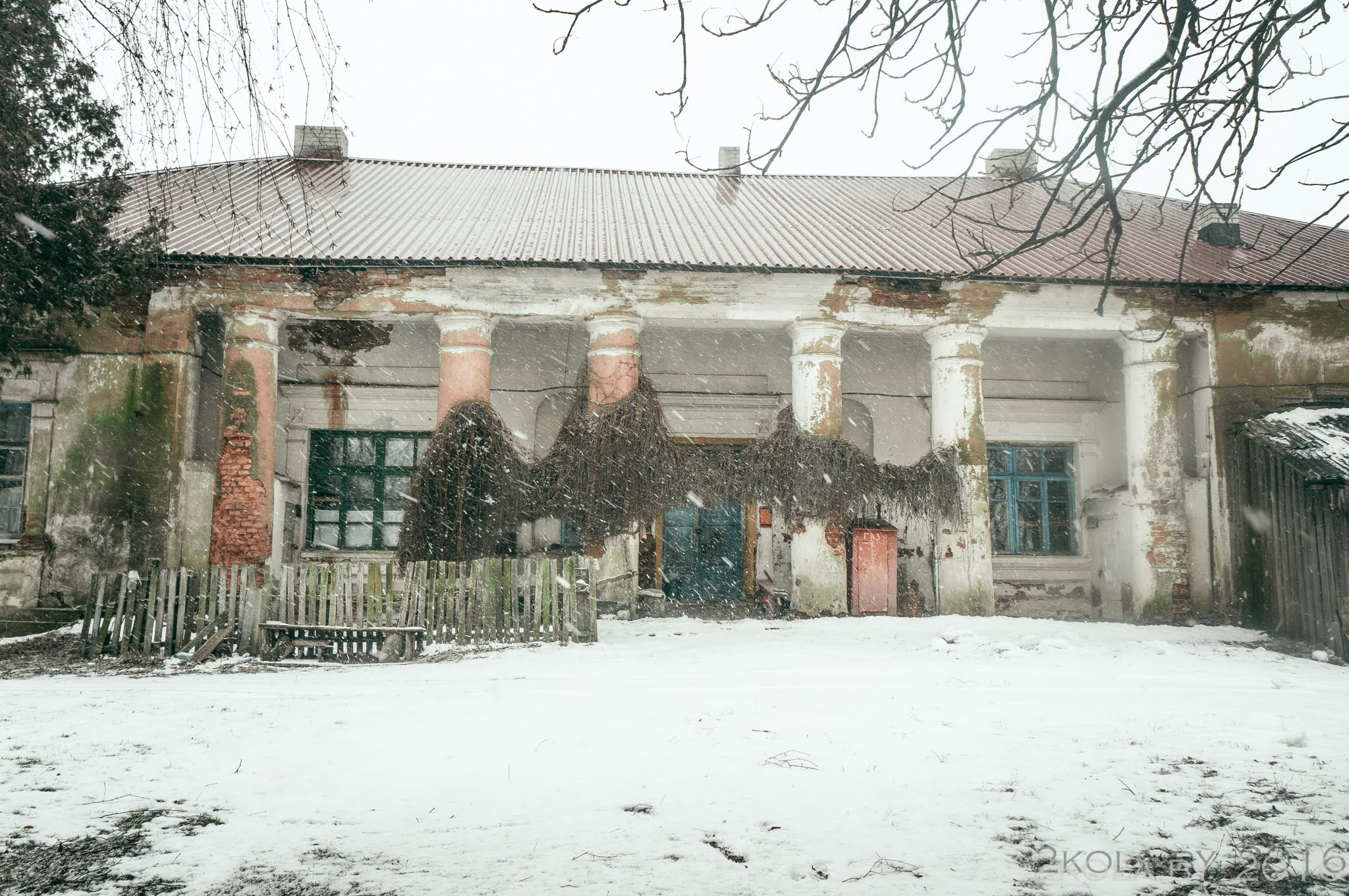 DSC08897 - Зимняя покатушка по достопримечательностям Ганцевичского и Клецкого районов.