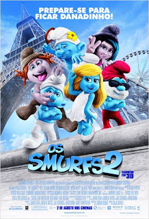 > Os Smurfs 2 1080p BluRay – Dual Áudio (1,7 GB)