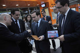 Acceso gratis a redes sociales e información de interés vía wi-fi en los intercambiadores
