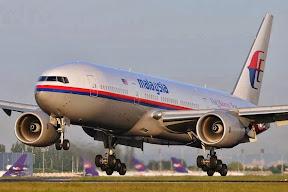 Kalam orang soleh mengenai pesawat MH 370 itu