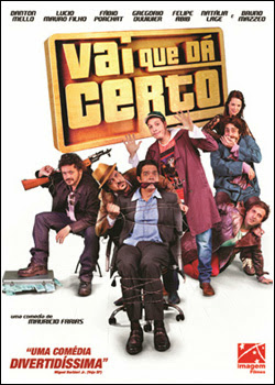 Download Filme Vai Que Dá Certo – DVDRip AVI + RMVB Nacional