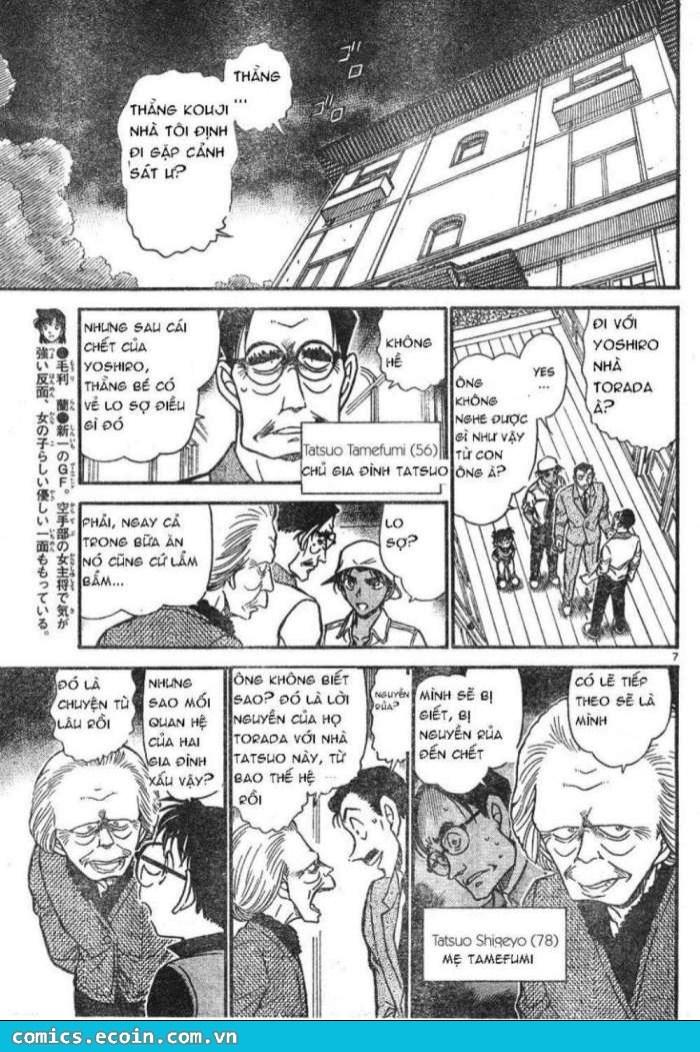 Detective Conan Chap 614 - Truyen.Chap.VN