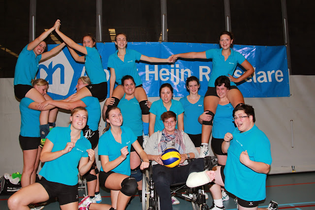 Volleybalteam Volare Roeselare, 2014-2015