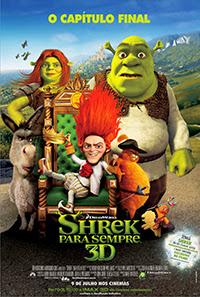 Shrek Para Sempre Poster