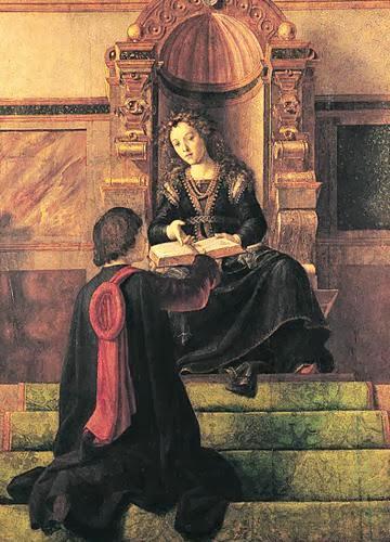 Justus van Gent - Seven Liberal Arts