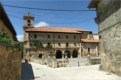 Apinaiz, Plaza de la Iglesia