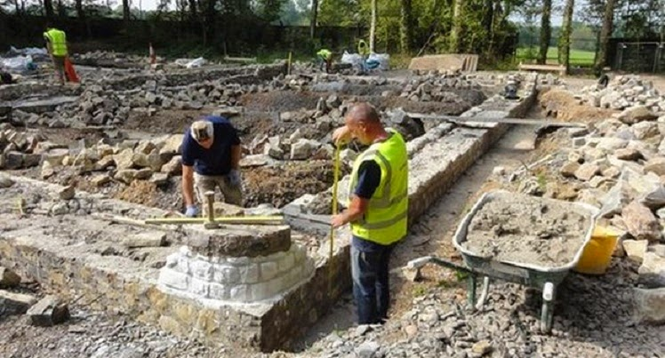 UK: Medieval court to be rebuilt in Wales