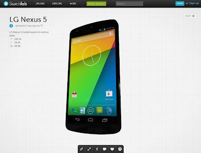 Nexus5の
