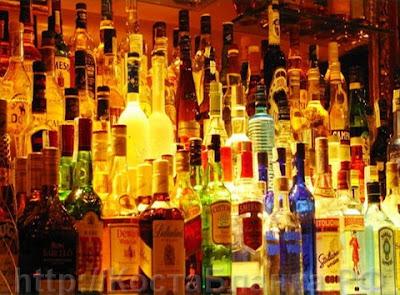 алкоголь, напитки, водка, вино, виски, коньяк, пиво, погреб, bodega, алкоголь в Европе, КостаБланка.РФ