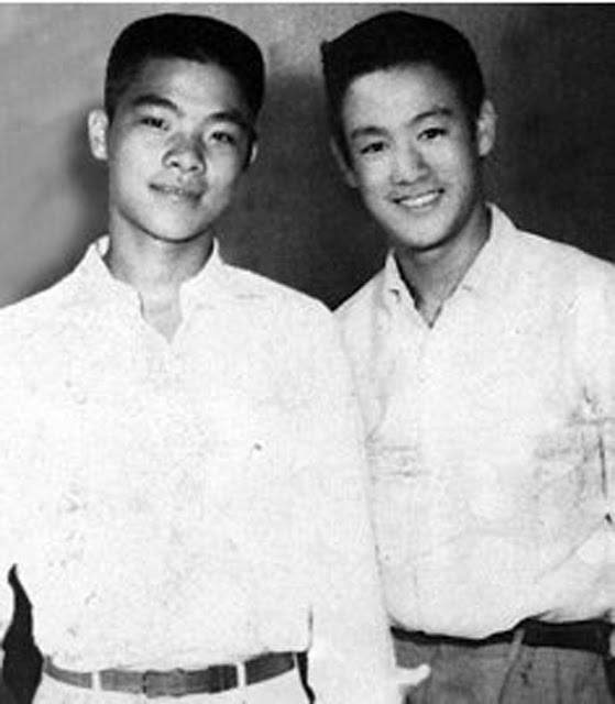 Lý Tiểu Long và Trương Trác Khánh