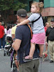 Piggyback Rider Standing Child Carrier