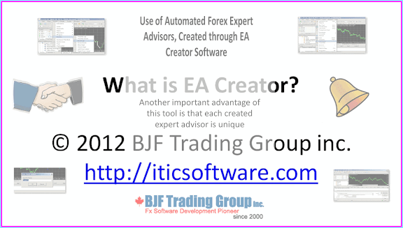 Ea coder forex software