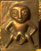 Goddess Sheela Na Gig Image
