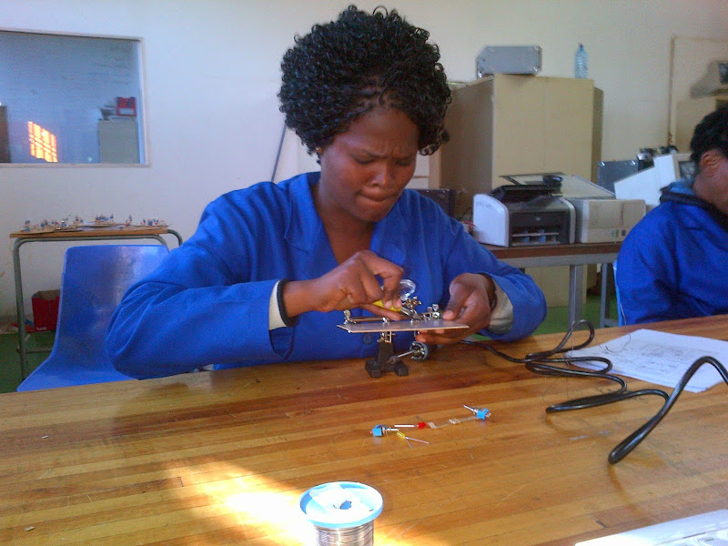 DOING OUR ISAT IN VUSELELA FET COLLEGE?