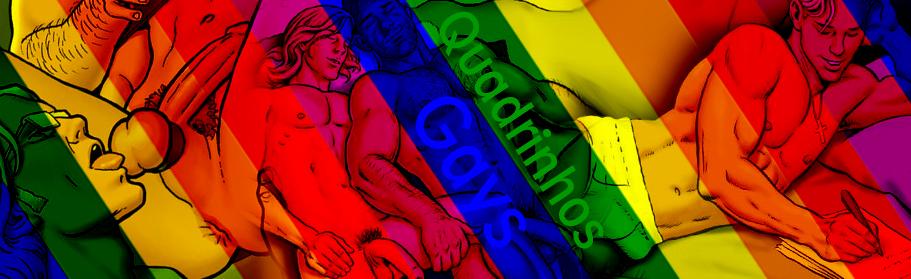 Quadrinhos Gays