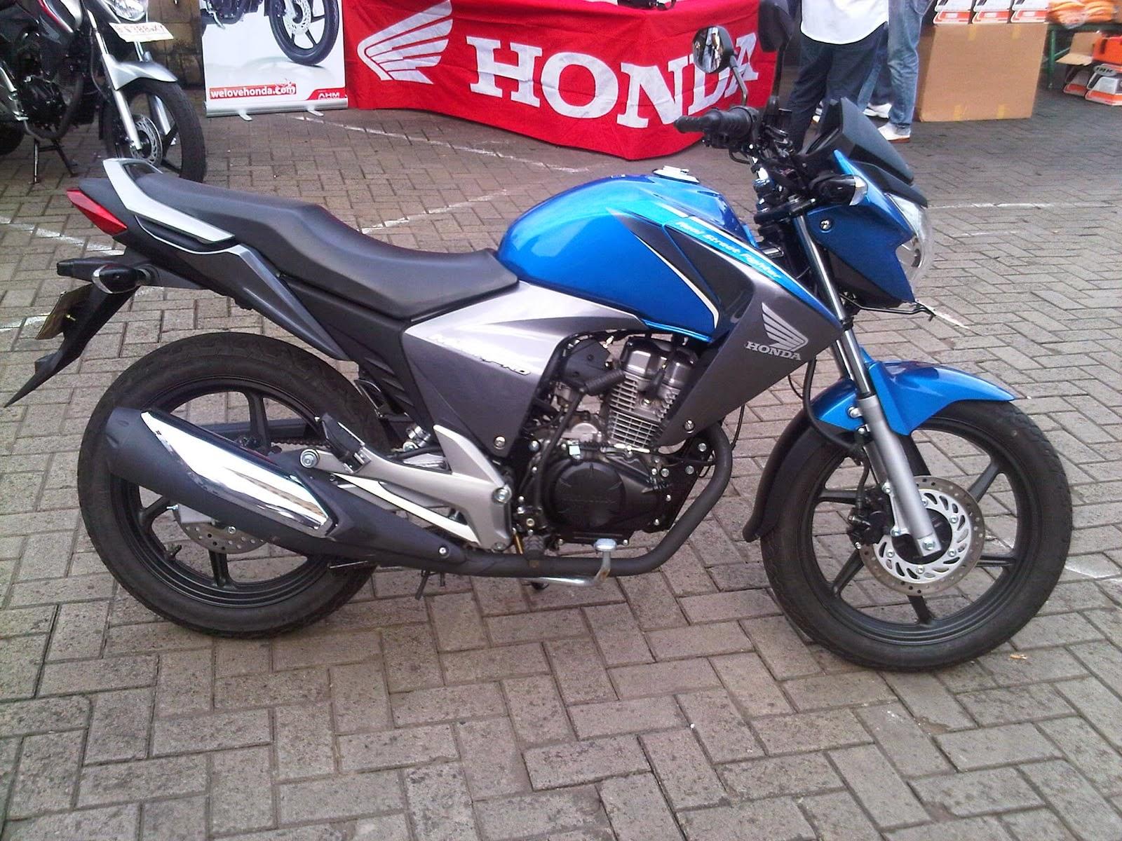 Kumpulan Biaya Modifikasi Motor Honda New Megapro Terbaru