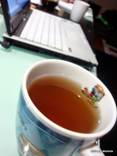 honeysuckle chrysanthemum tea