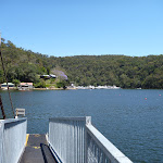 Ferry service across Berowra Waters (353879)