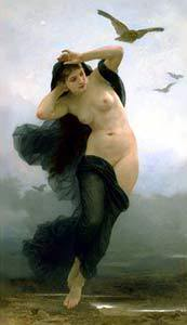Goddess Of The Night Nyx Image