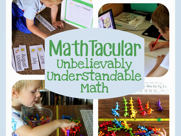 MathTacular: Unbelievably Understandable Math™ {Review}