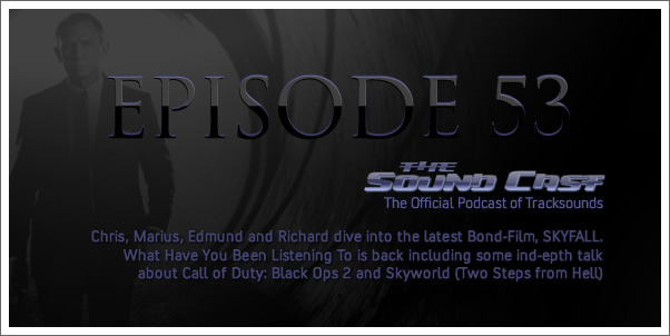 SoundCast Ep. 53 - Skyfall: The Bond Identity