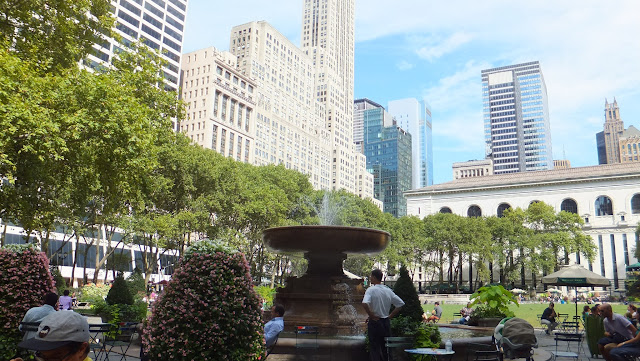 Bryant Park, Manhattan, New York, Elisa N, Blog de Viajes, Lifestyle, Travel