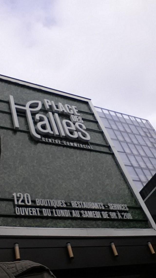 Les Halles Sébastopol