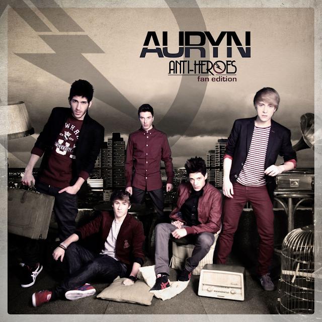 Auryn Anti-Heroes Albacete