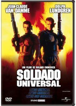 Donwload – Soldado Universal – DVDRip AVI Dublado