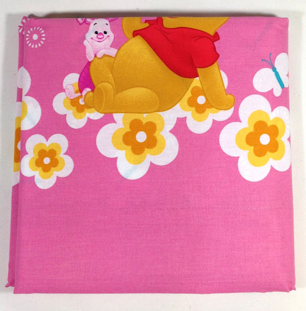 Winnie The Pooh Lenzuola.Lenzuolo Sopra Rosa Winnie The Pooh Pimpi Lenzuola Relax Disney Caleffi