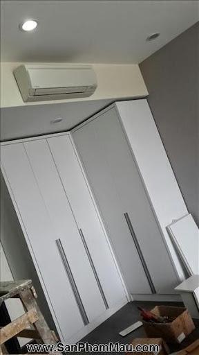 Thi công trang trí nội thất căn hộ-4