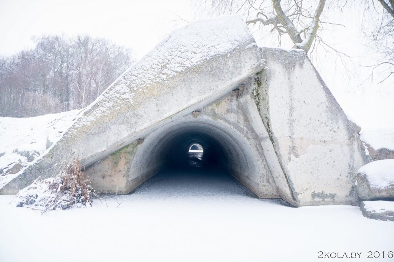 DSC08275 - Зимняя покатушка к резиденции Радзивиллов (Снов-Несвиж-Городея)
