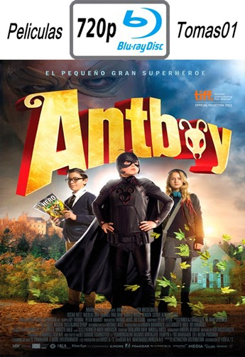Antboy. El pequeño gran superhéroe (2013) BDRip m720p