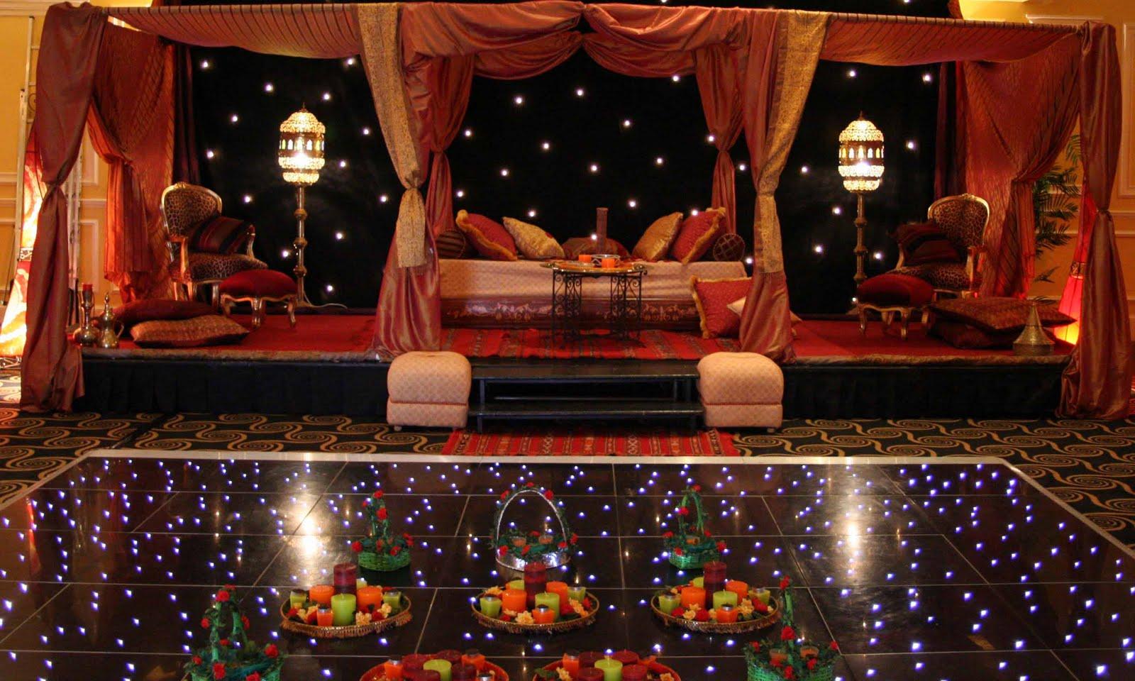 Arabic Wedding Stage Design go For Arabic Wedding Stage