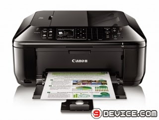 Download driver máy in Canon PIXMA MX522 – hướng dẫn sửa lỗi không in | May in