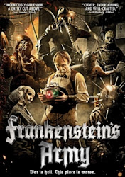 Frankenstein's Army - Đội quan ma quỷ