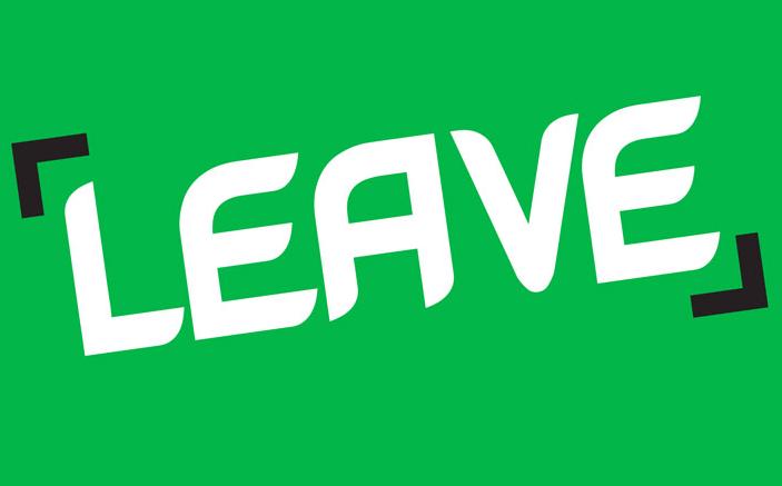Leave Font Free Fonts