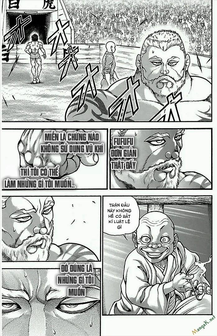 Baki Dou chap 3 page 12 - IZTruyenTranh.com