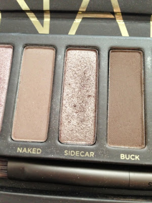 sidecar shade naked urban decay palette