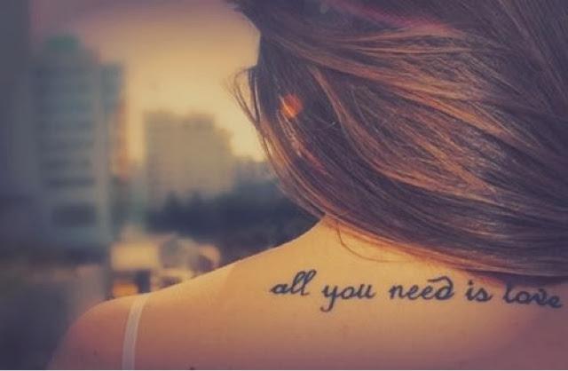 Tatuagens Delicadas - Futilish   Todo mundo tem seu lado