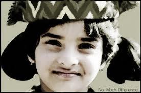 Ramya's childhood picture