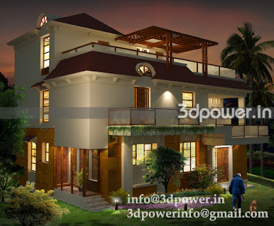 Colonial Style Bungalow