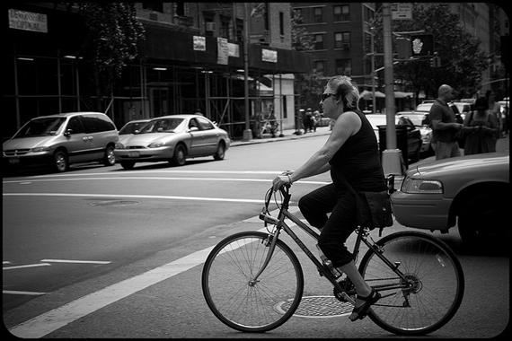 ¿Qué fue antes, la bici o el carril bici?