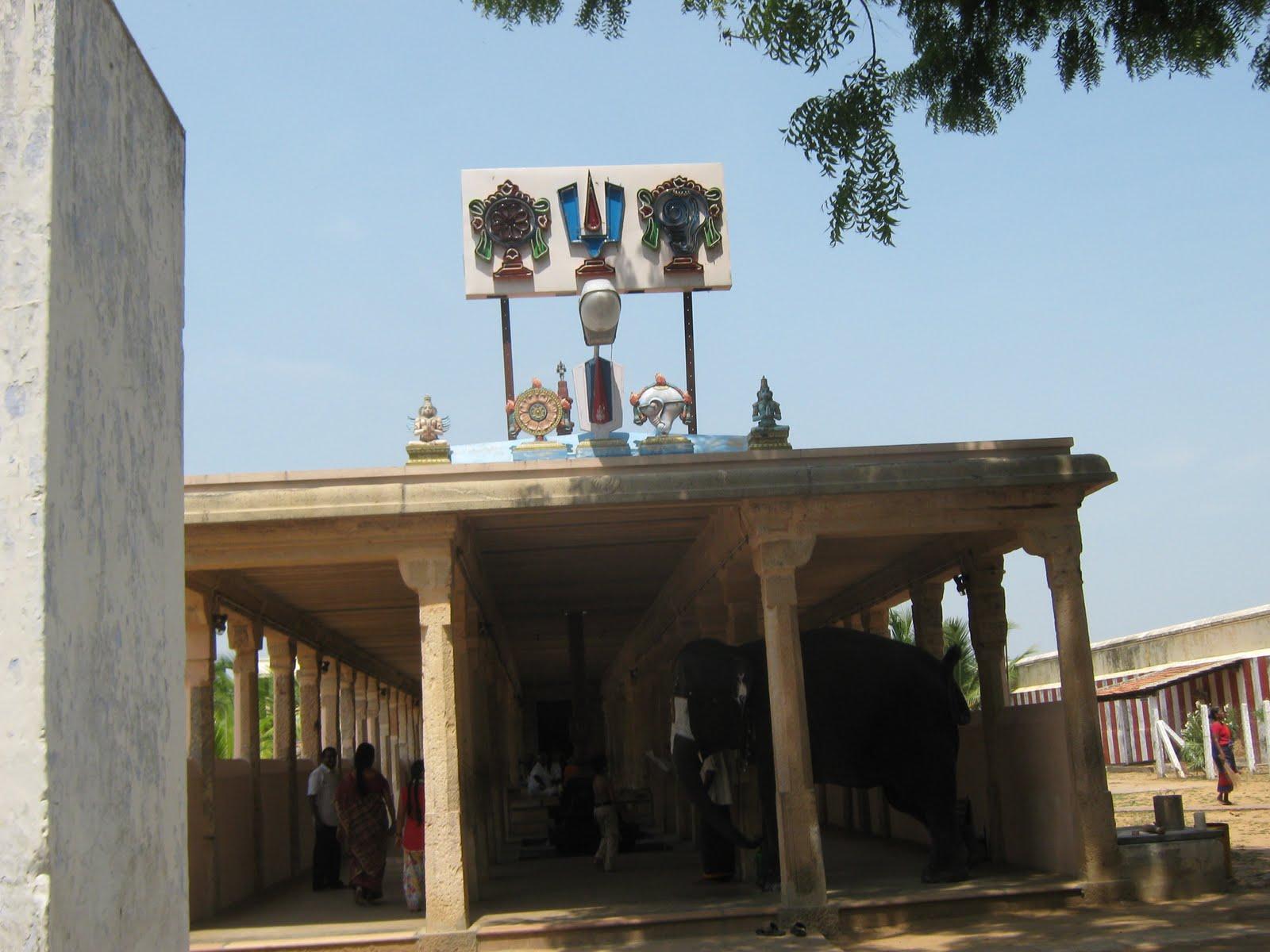 Sri Devapiran & Aravinda Losana Perumal Temple (Tholai Villi Mangalam) Tirunelveli - Divya Desam 74