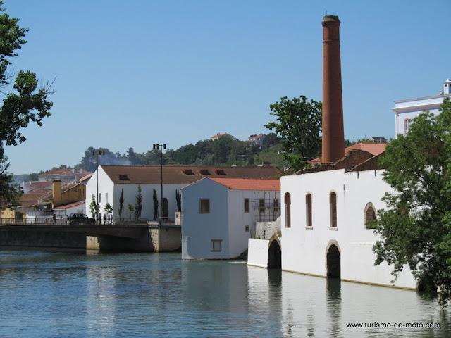 Tomar, Cidade dos Templários, Rio Nabão, Santarém, Ribatejo