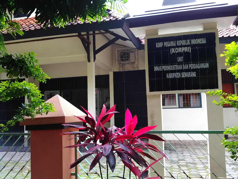 Dinas Koperasi Usaha Mikro Perindustrian Dan Perdagangan Kabupaten Semarang Government Office