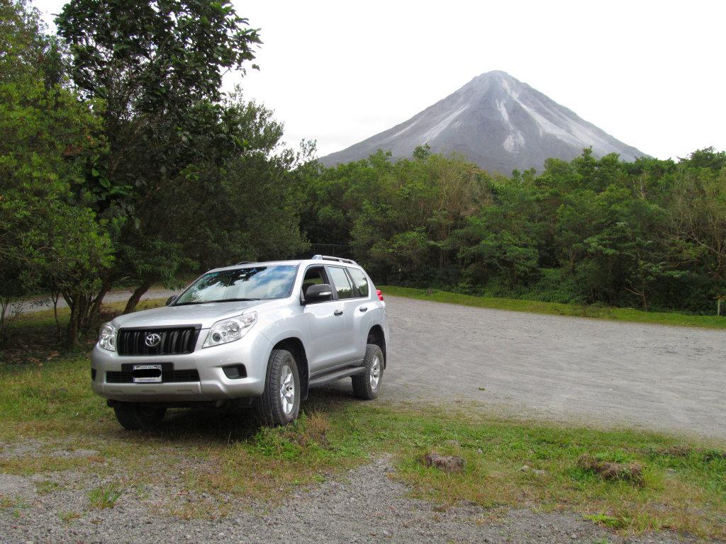 Toyota Rental Car Costa Rica Review