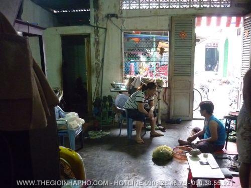 Bán nhà Lãnh Binh Thăng , Quận 11 giá 1, 6 tỷ - NT41